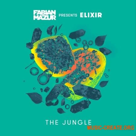 Splice Sounds Fabian Mazur The Jungle (WAV) - сэмплы Trap, Electronic