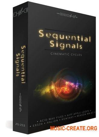 Zero-G Sequential Signals (MULTiFORMAT) - звуковые эффекты