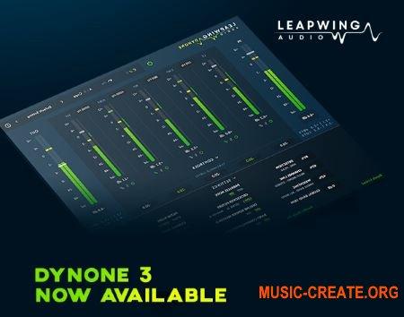 Leapwing Audio DynOne v3.0 (Team R2R) - многополосный компрессор