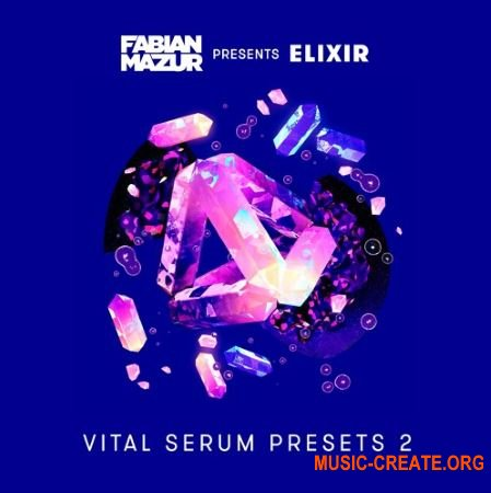 Splice Sounds Fabian Mazur Vital Serum Preset Vol 2 (Serum Preset)