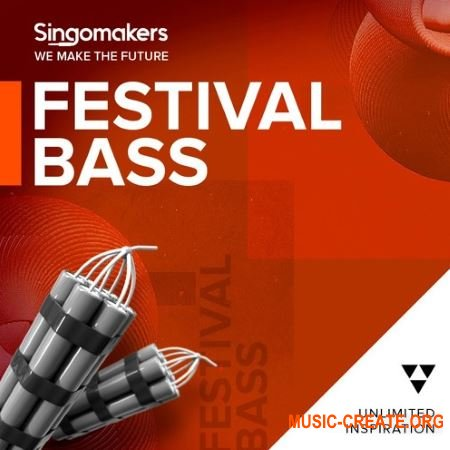 Singomakers Festival Bass (MULTiFORMAT) - сэмплы Future House, Bass House