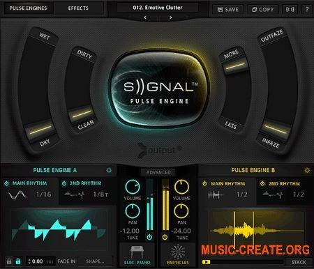 Output Sounds - SIGNAL (KONTAKT)