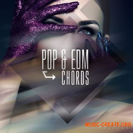 Concept Samples Pop and EDM Chords (WAV) - сэмплы аккордов