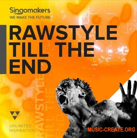 Singomakers Rawstyle Till The End (MULTiFORMAT) - сэмплы Rawstyle, Hardstyle