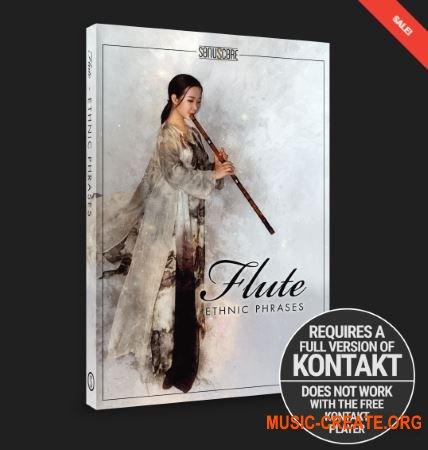 Sonuscore Ethnic Flute Phrases (KONTAKT) - библиотека флейты