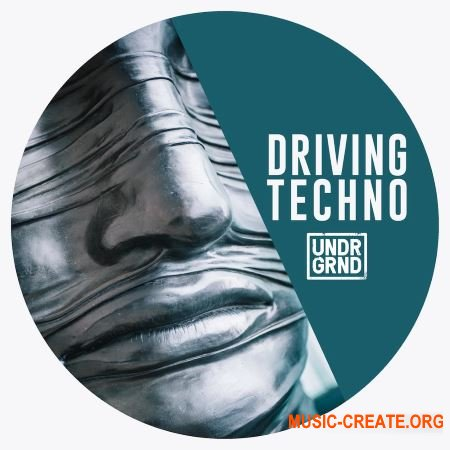 UNDRGRND SOUNDS Driving Techno (WAV) - сэмплы Techno