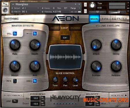 Heavyocity AEON Rhythmic (KONTAKT)