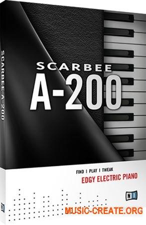 Scarbee A-200 от Native Instruments - электрическое пиано