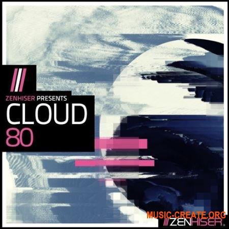 Zenhiser Cloud 80 (WAV MIDI) - сэмплы Pop, Synthwave 80-х