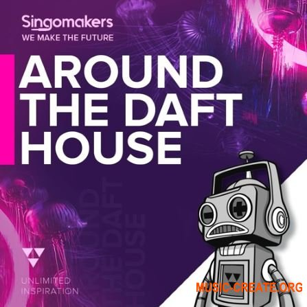 Singomakers Around The Daft House (MULTIFORMAT) - сэмплы Disco, Funk, House