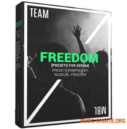 TEAMMBL Sounds Freedom (Serum presets)
