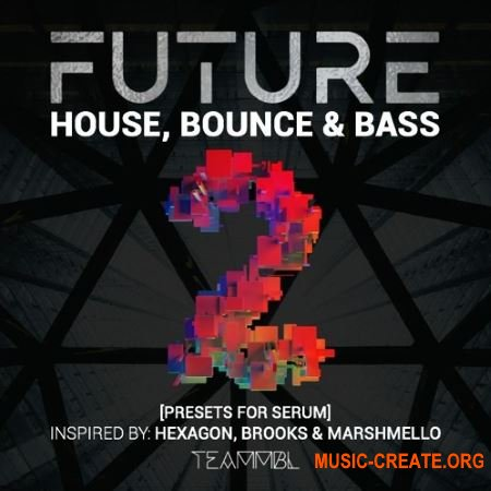 TEAMMBL Sounds Future House, Bounce and Bass Vol.2 (Serum presets)