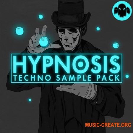 Ghost Syndicate : Hypnosis Techno Sample Pack (WAV) - сэмплы UK Techno, House, Garage