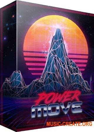 VSTBuzz Power Move (KONTAKT) - библиотека звуков Synthwave