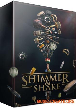 VSTBuzz Shimmer and Shake (KONTAKT) - библиотека перкуссии