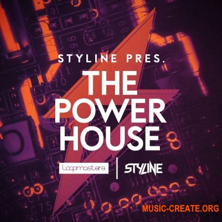 Loopmasters The Power House (WAV REX Patches) - сэмплы House