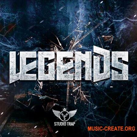 Studio Trap Legends (WAV MiDi AIFF) - сэмплы Trap