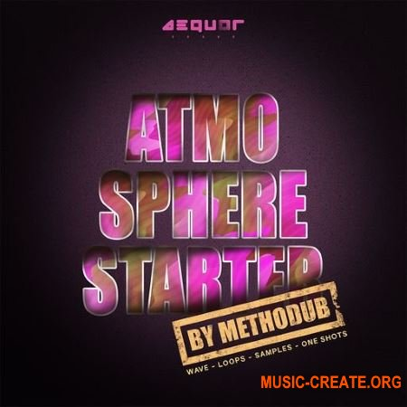 Rightsify Atmosphere Starter Pack Vol.1 (WAV) - сэмплы Electronic