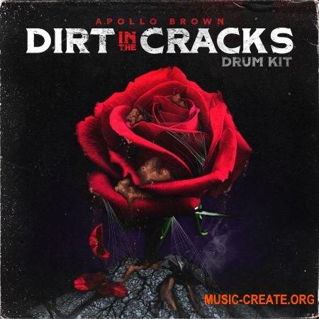 Apollo Brown - Dirt in The Cracks Drum Kit (WAV) - сэмплы ударных