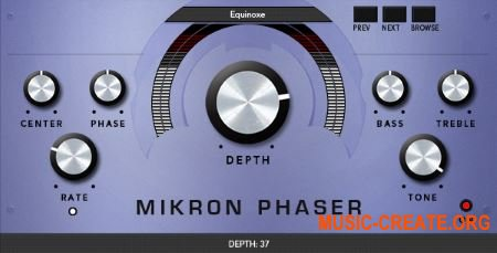112dB Mikron Phaser v1.0.0 (Team R2R) - эффект фэйзер, модулятор