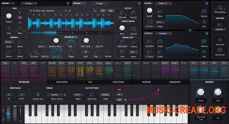 Arturia Pigments v2.0.0 (Team R2R) - гибридный синтезатор