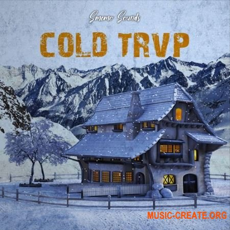 Smemo Sounds Cold Trvp (WAV MiDi FLP) - сэмплы Trap