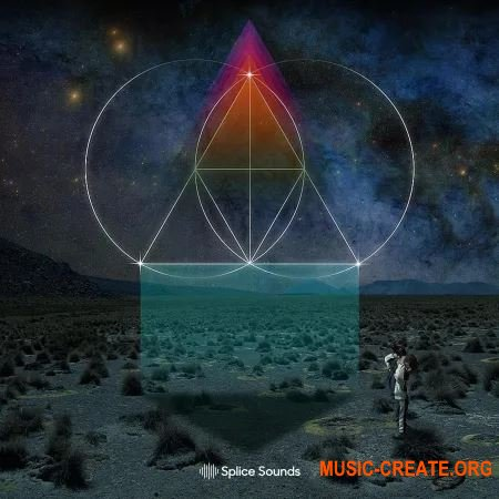 Splice Sounds The Glitch Mob Drink the Sea Sample Pack (WAV) - сэмплы Glitch Hop, Electronica