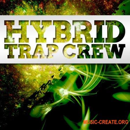 WA Production Big EDM Hybrid Trap Crew (WAV) - сэмплы Trap