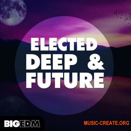 Big EDM Elected Deep And Future (WAV MiDi SPiRE SERUM PRESETS) - сэмплы Deep House, Future House