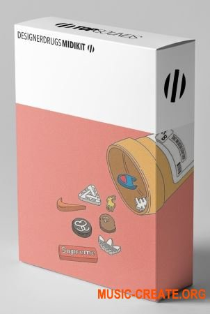 TopSounds Designer Drugs (MIDI Kit)
