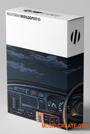 TopSounds Night Drive (MIDI Loop Kit)