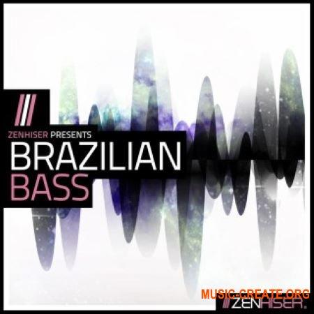 Zenhiser Brazilian Bass (WAV MiDi) - сэмплы Bass House