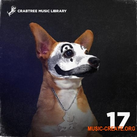 Crabtree Music Library Vol. 17 (WAV) - сэмплы Hip Hop, Rap