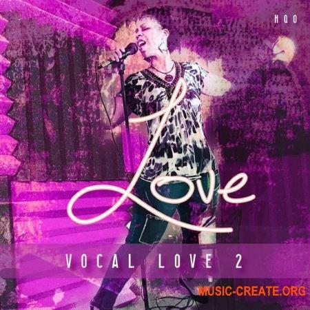 HQO VOCAL LOVE 2 (WAV) - вокальные сэмплы