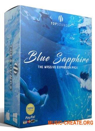 TopSounds Blue Sapphire (Massive presets)
