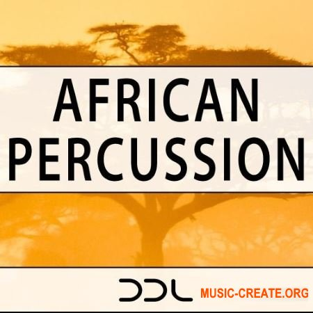 Deep Data Loops African Percussion (WAV) - сэмплы перкуссии