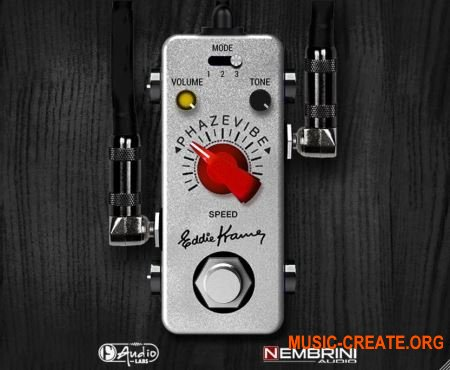 Nembrini Audio EK Phazevibe Bundle v1.0.0 (Team R2R) - гитарная педаль эффекта