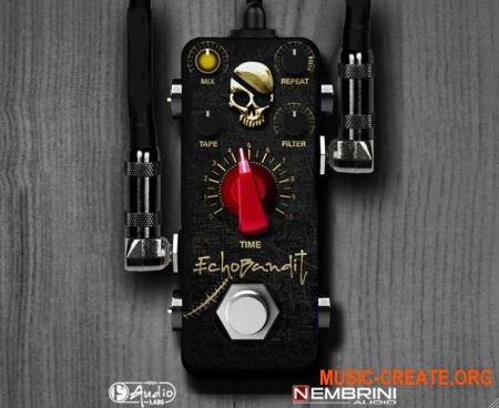 Nembrini Audio FA Echobandit Bundle v1.0.0 (Team R2R) - гитарная педаль и стойка эффектов