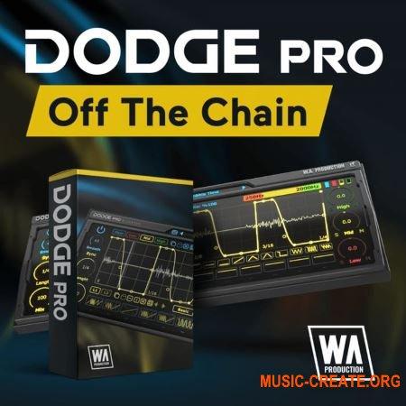 WA Production Dodge Pro 1.0.1b7 WiN MAC - транзиент шейпер