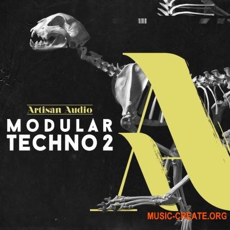 Artisan Audio Modular Techno 2 (WAV) - сэмплы Techno