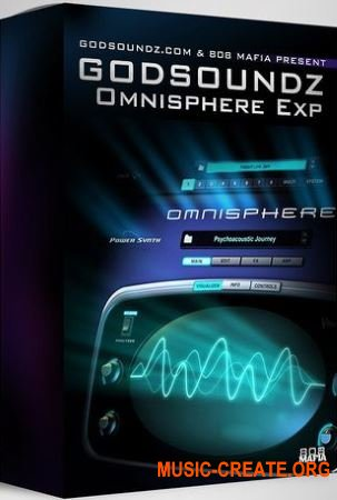 God Soundz Omnisphere XP Vol. 1 Presets Bank (OMNiSPHERE 2)