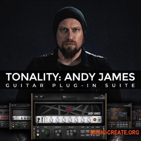 STL Tonality Andy James v1.0.1 (Team R2R) - гитарные усилители