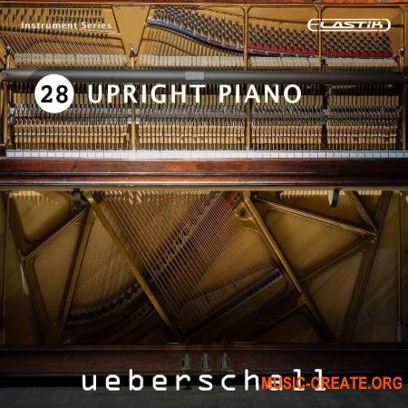 Ueberschall Upright Piano (ELASTIK)