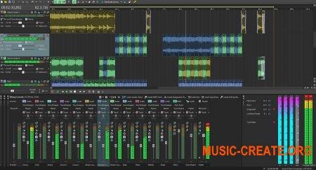 MAGIX ACID Pro 10 - виртуальная студия / секвенсор