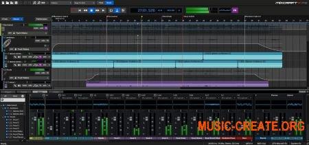 Acoustica - Mixcraft 6.0.199 (Team UNION) - секвенсор