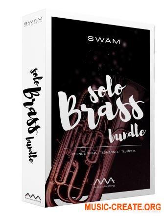 Audio Modeling SWAM Solo Brass Bundle v1.0.0 (Team V.R) - виртуальные духовые инструменты