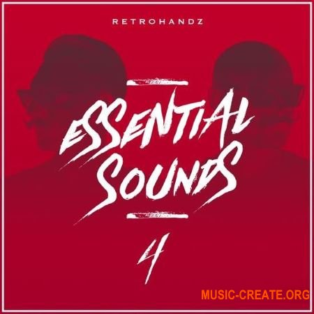 Retrohandz Essential Sounds 4 (WAV Serum) - сэмплы ударных