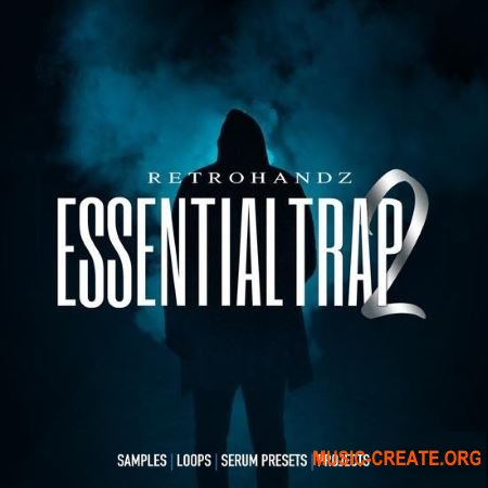 Retrohandz Essential Trap 2 (MULTiFORMAT) - сэмплы Trap
