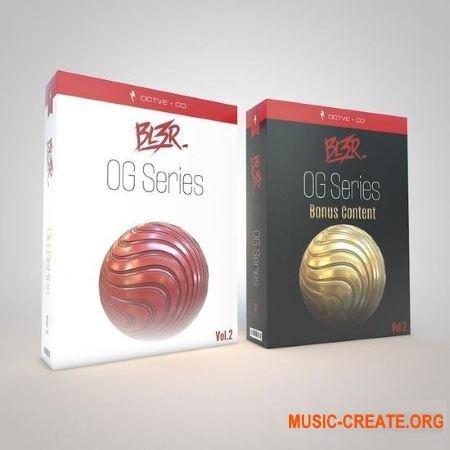 OCTVE.CO OG Series BL3R Vol 2 (MULTiFORMAT) - сэмплы EDM