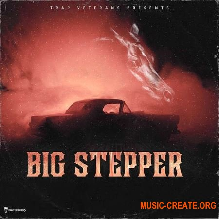 Trap Veterans Big Stepper (WAV) - сэмплы Hip Hop, Trap